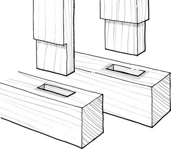 How to make Japanese joinery, Yeah like you can learn just like that..