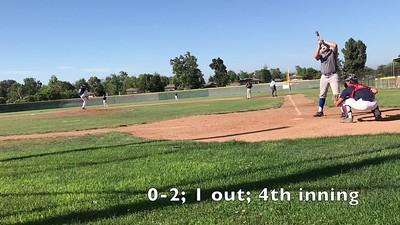 2017 Tristan (age 15) Cali Tournament Pitching Highlights