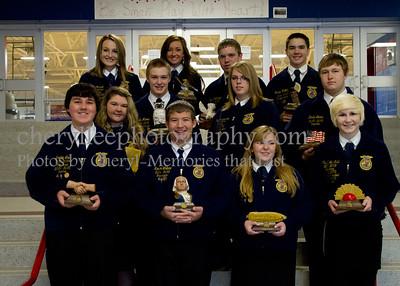 2014-15  FFA Officers