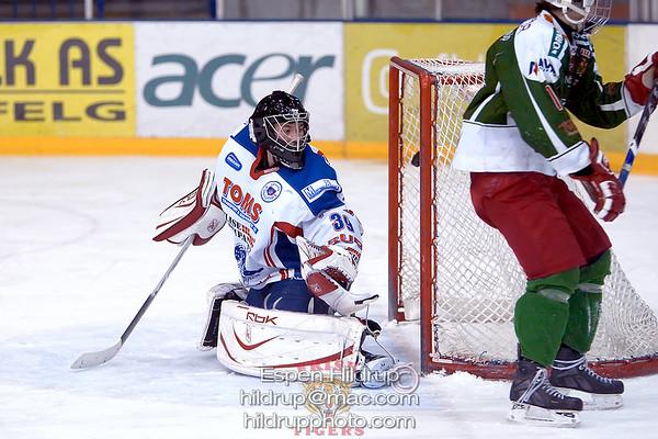 Lørenskog Ice Hockey 2 -at- Frisk Asker Tigers 2 (31.1.09)
