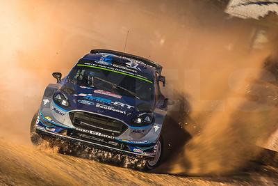 WRC Rally Sardegna 2017