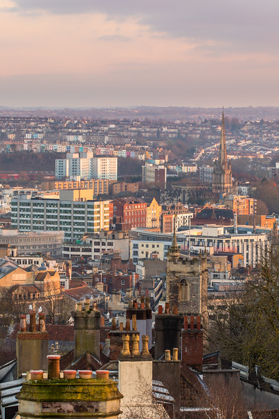 Above Bristol