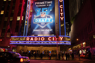 """NUVO"" NYC NFL Draft Events"