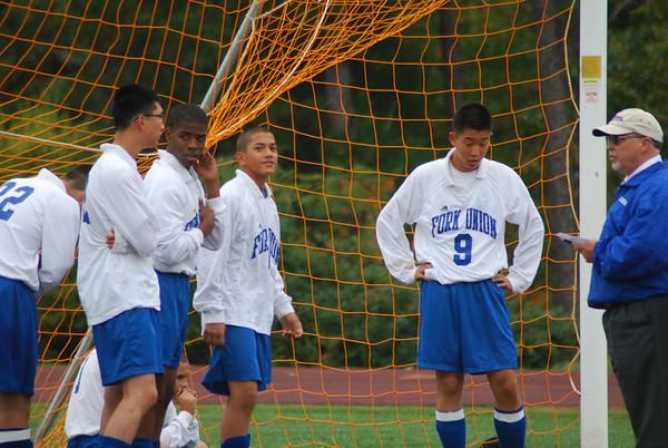 JV Soccer vs. St. Christopher's