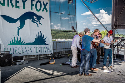 Greyfox Bluegrass Festival