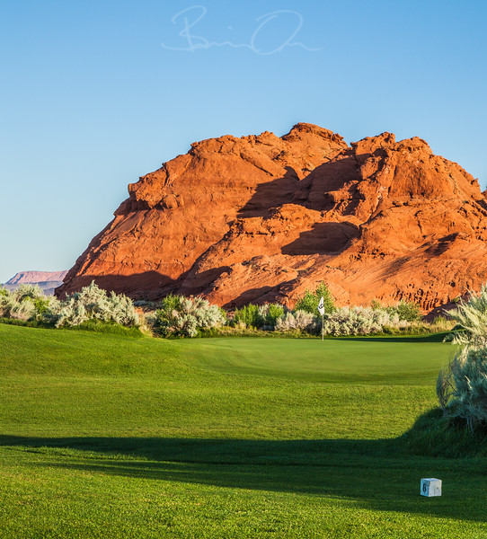 Sand Hollow Resort - Wee Chipping Course