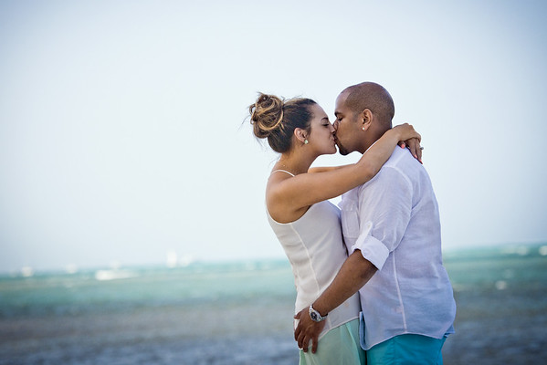 Lyndsay & Ron - Engagement - Belize -14th of June 2014