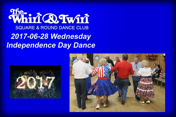 2017-06-28 WT Wednesday Independence Day Dance