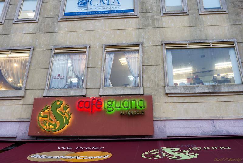 Cafe Guana