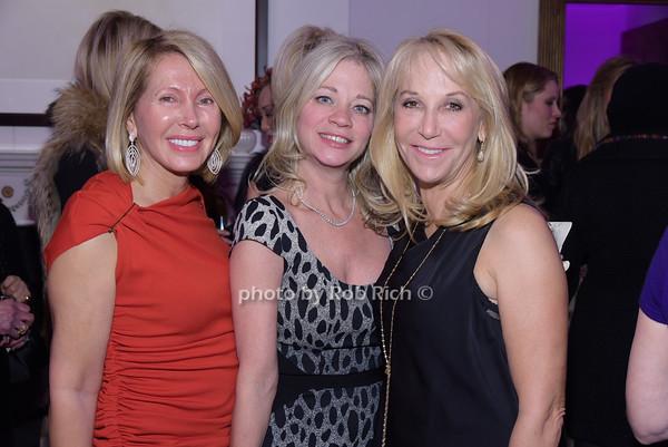Liora Sternberg, Jennifer Myles, Missy Lubliner photo by Rob Rich/SocietyAllure.com © 2014 robwayne1@aol.com 516-676-3939