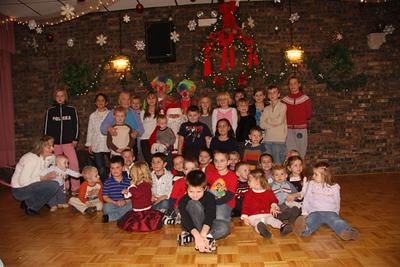 Mikołaj w Kole Biały Dunajec