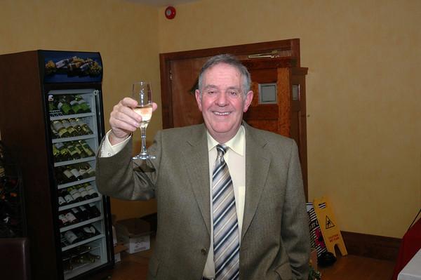 2006-11-16 Peadar O'Dowd's Retirement