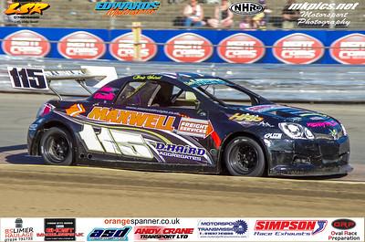 National Hot Rod Angie Rowe Thunder 500
