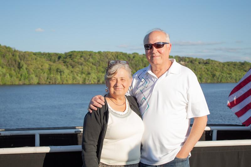 Hinz 50th Anniversary Boat Cruise