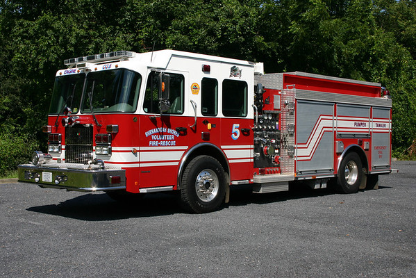 Company 5 - Shenandoah Shores Fire - Rescue