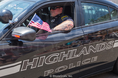 2016 Highlands Memorial Day Parade