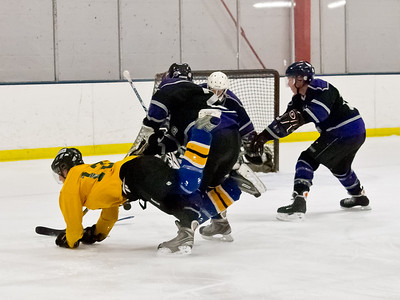Grey Bears vs. Torpedoes - Jan. 30, 2012