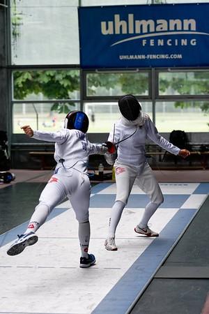 2019 Uhlmann Fencing Challenge
