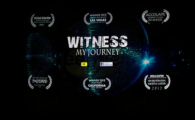 Witness My Journey Oct 2013