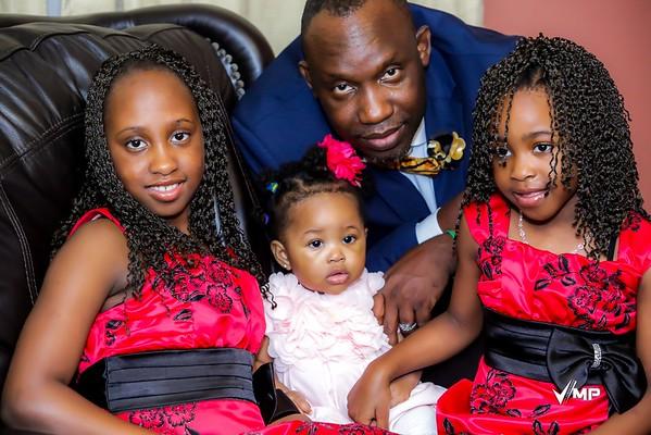 Pastor Ese Erus Family