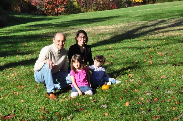 Papa & Lynn, Elena & Max
