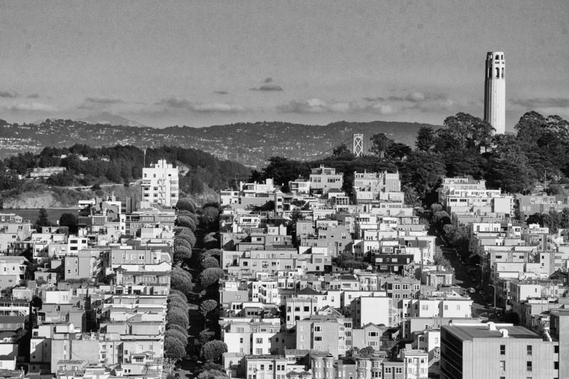 Coit tower - San Francisco, CA
