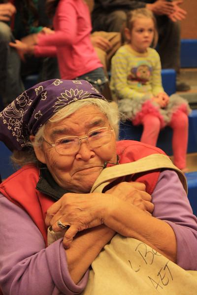 Allakaket Elder Lydia Bergman