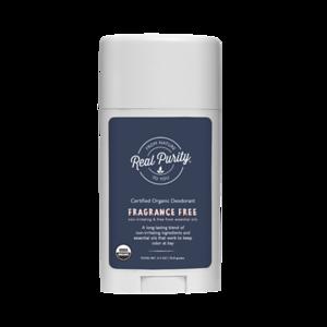 Certified Organic - Fragrance-Free