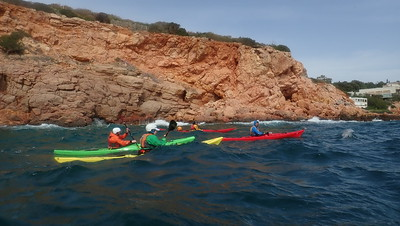 BC Sea Kayak Leaders Training _ March 2018, Athens