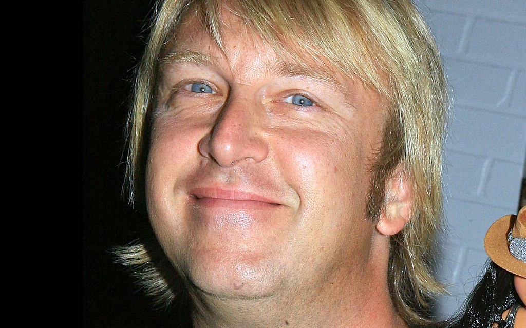 . Drummer Keech Rainwater of Lonestar is 54. (Getty Images: Katy Winn)