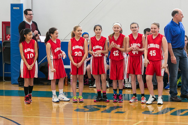 SJA 6th-Grade Girls Basketball (2014-03-08)