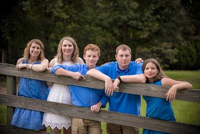 Kennedy Heausler Family 2017