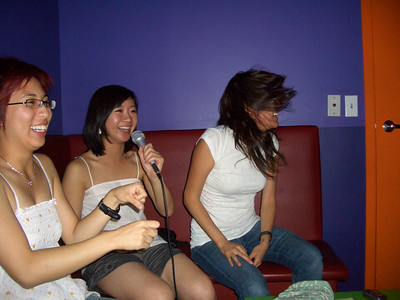 July 27 - Vic - Karaoke