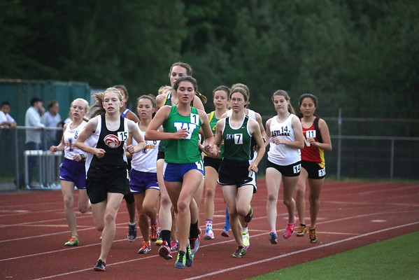 2013-05-10 KingCo 4A Girls 3200m