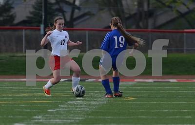 Marshalltown @ Fort Dodge Girls Soccer