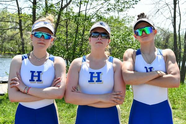Hamilton Women's Rowing 5-19-21