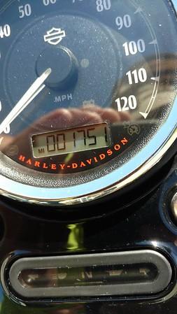2014 Harley Davidson Wide Glide FXDWG