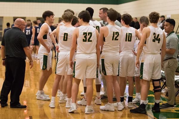 2018-19 LCA Varsity Boys Basketball