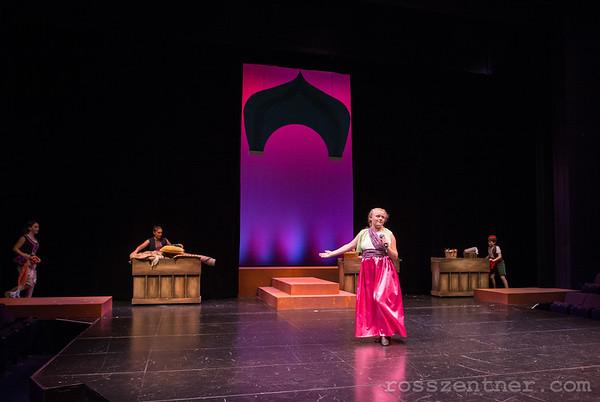 "Children's Theatre of Madison ""Aladdin, Jr"""
