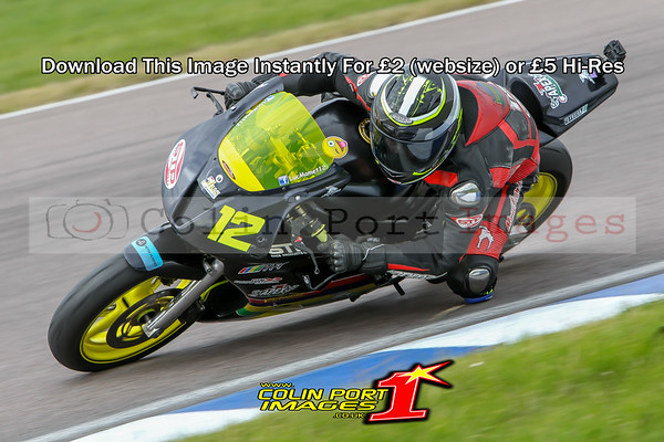 LUC MAMET ROCKINGHAM THUNDERSPORT 2016