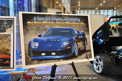 2011 NYIT Auto Show