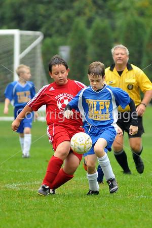 U11 Boys - Tulpy - Ryan VS Fleetwood - Schukraft