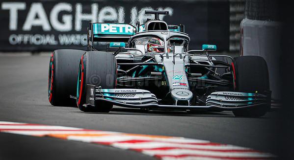 Grand Prix de Monaco F1 2019