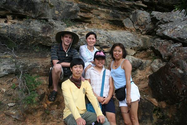 Jo's Australia trip 2007