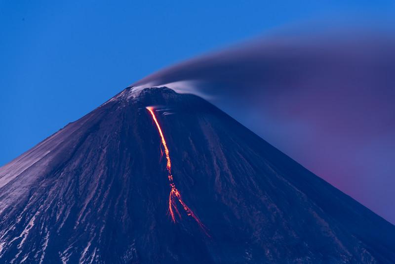Kluchevskoi volcano