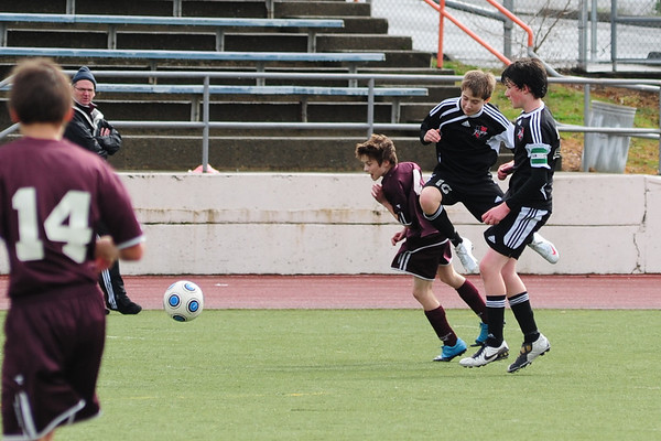 BU13 vs Mercer Island FC Challenge Cup