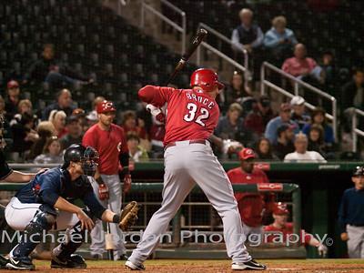 Cincinnati Red v Cleveland Indians - Night Game 04/02/10