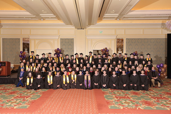 May 11, 2018 - Westminster MBA Graduation
