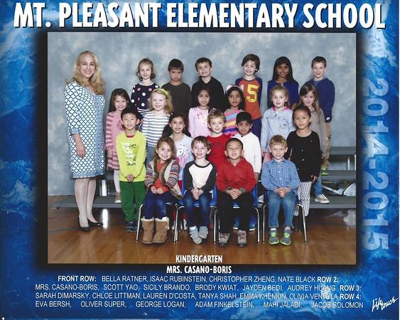 Mount Pleasant Elementary Photos