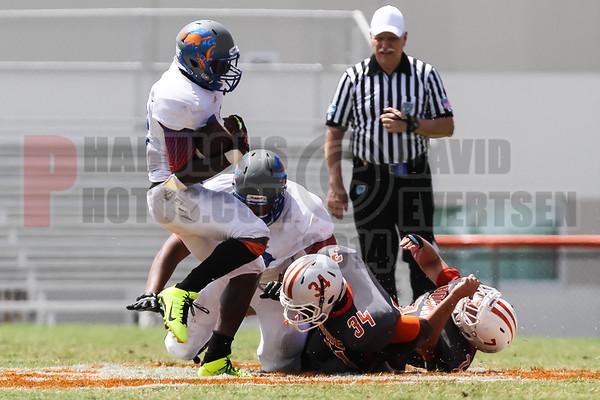 Boone Varsity Football #34 - 2014